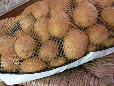 15 lbs of Potato